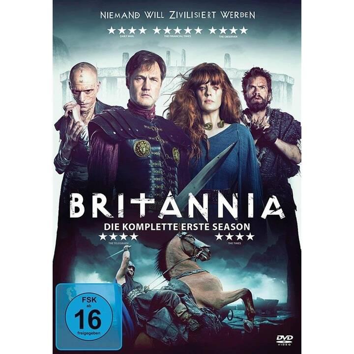 Britannia Saison 1 (DE, EN, IT)