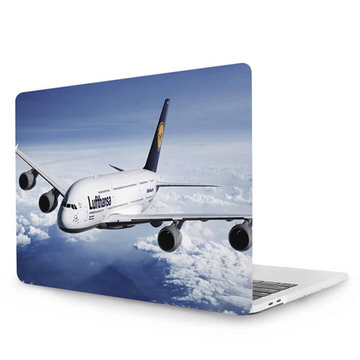 """EG MTT Laptop-Cover für Macbook Pro 15"""" Touch Bar - Flugzeug"""
