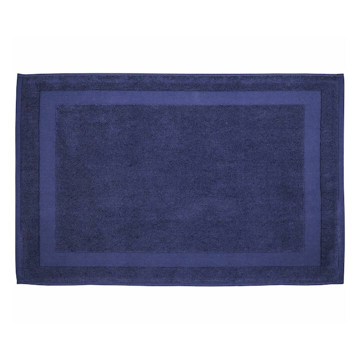 LIVIQUE Badteppich Diana (50 cm x 75 cm, Blau)