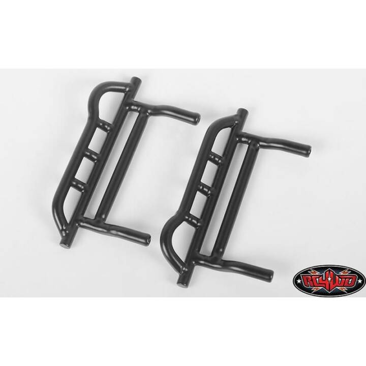 RC4WD Tough Armor Side Sliders Black Jack