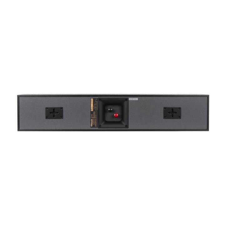 KLIPSCH R-34C (100 W, Enceinte pour étagère, Noir)
