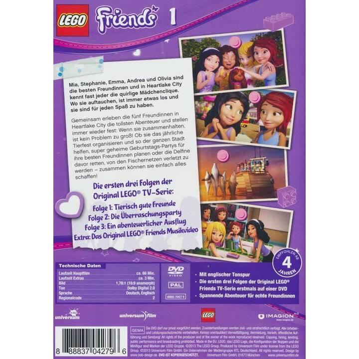 LEGO: Friends - DVD 1 (EN, DE)