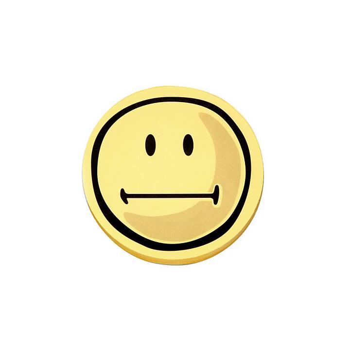 MAGNETOPLAN Smiley neutral Moderationskarte (500 Stück)