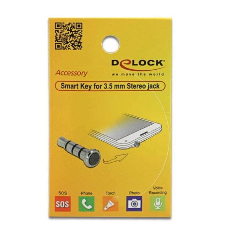 DELOCK 3.5mm Smart Key