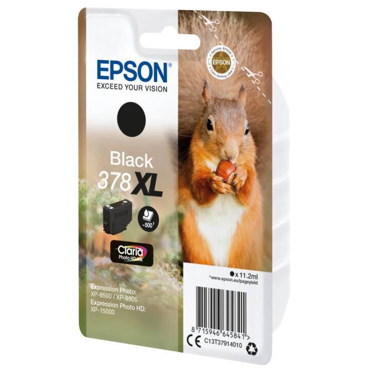 EPSON cartouche simple 378 XL Noir