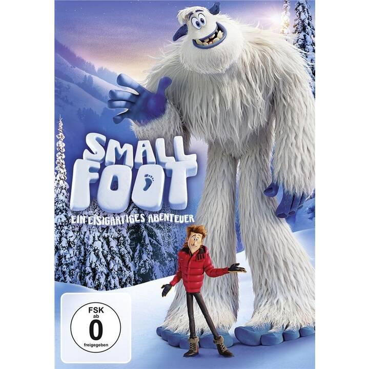Smallfoot - Ein eisigartiges Abenteuer (DE, NL, EN, FR, VLS)
