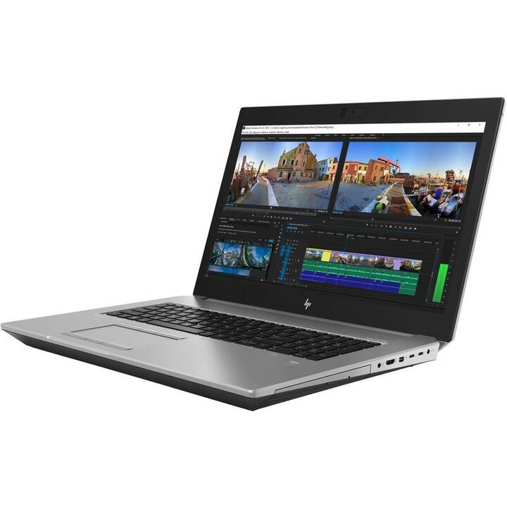 "HP ZBook 17 G5 4QH46ES VR (17.3 "", Intel Core i7, 64 GB RAM, 256 GB SSD)"