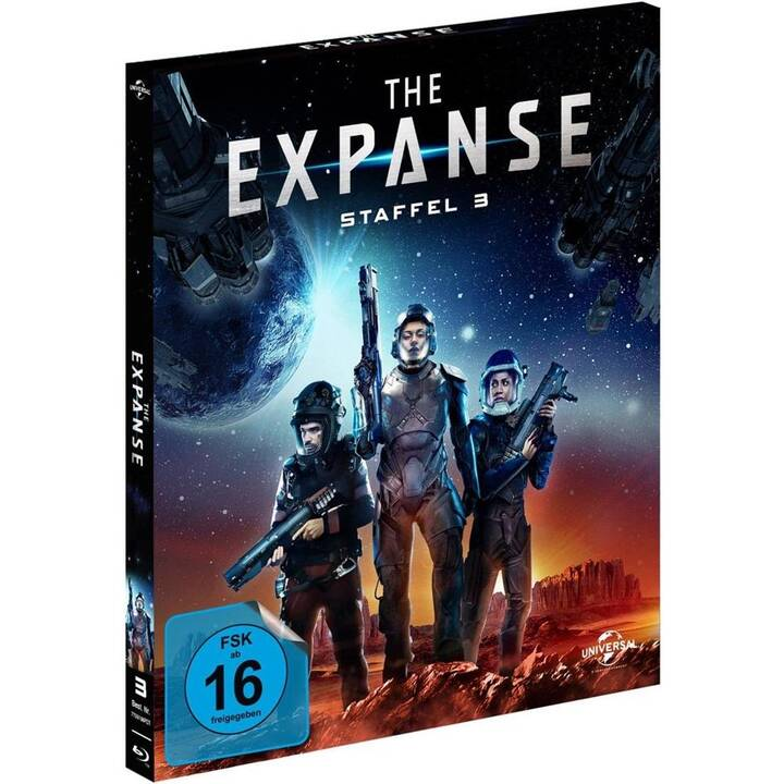 The Expanse Staffel 3 (DE, EN)