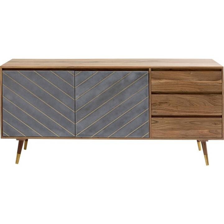KARE Sideboard (75 cm x 160 cm x 43 cm)