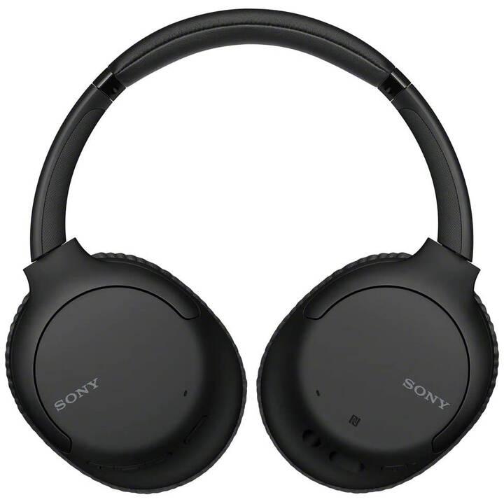 SONY WH-CH710N (Over-Ear, Bluetooth 5.0, Schwarz)