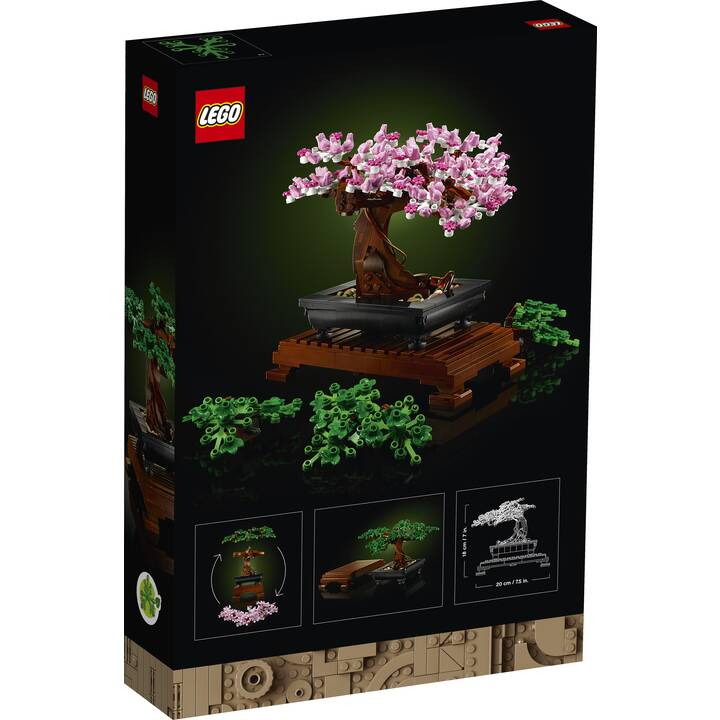 LEGO Creator Expert Bonsai Baum (10281)