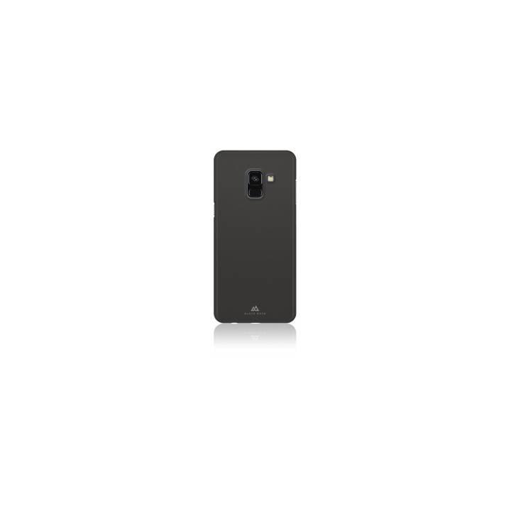 BLACK ROCK Backcover Ultra Thin (Galaxy A8 (2018), Noir)