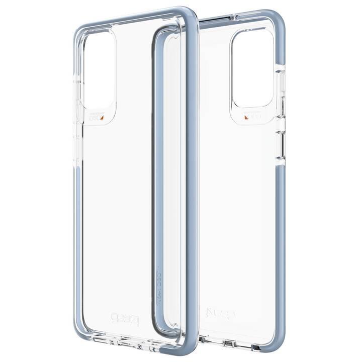 GEAR4 Backcover Picadily (Galaxy S20+, Transparente, Blu)