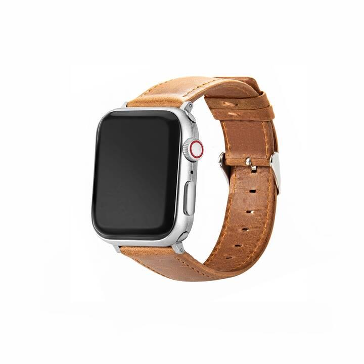 EG MTT cinturino per Apple Watch 38 mm / 40 mm - marrone chiaro