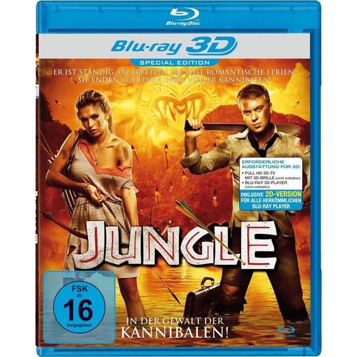 Jungle - In der Gewalt der Kannibalen (DE, RU)