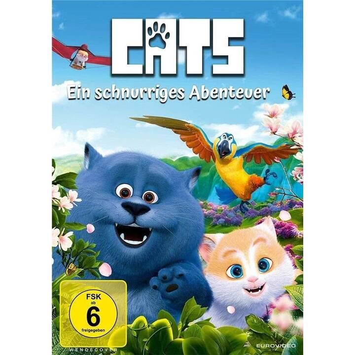 Cats - Ein schnurriges Abenteuer (DE, EN)