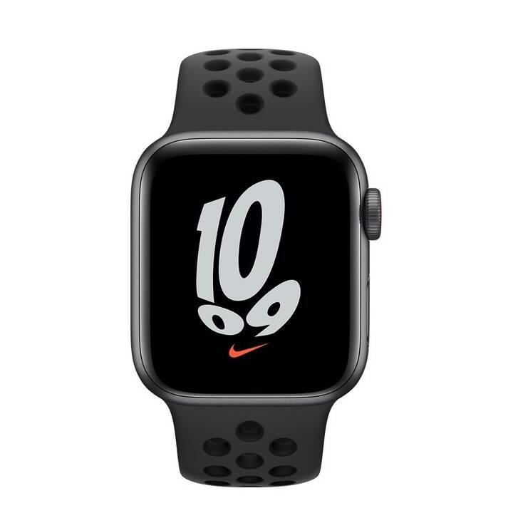 APPLE Watch Nike SE GPS + Cellular (40 mm, Aluminium, GPS)