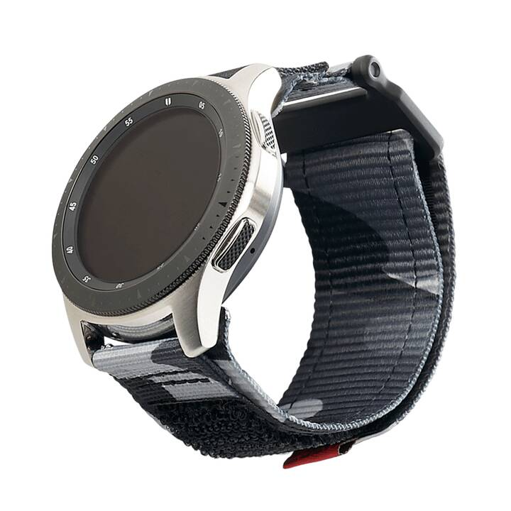 URBAN ARMOR GEAR Active Galaxy Watch Cinturini (Nero)