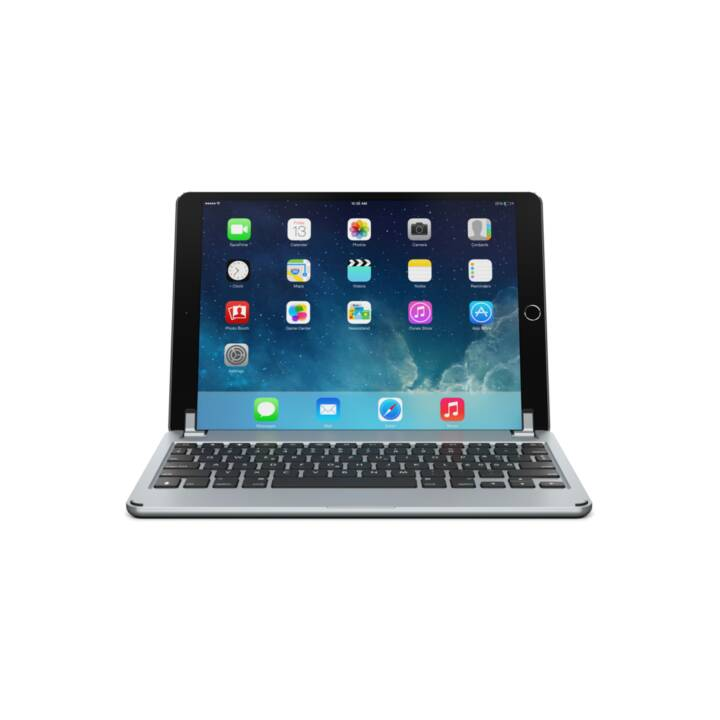 """BRYDGE Keycover Type Cover (10.5"""", Gris sidéral)"""