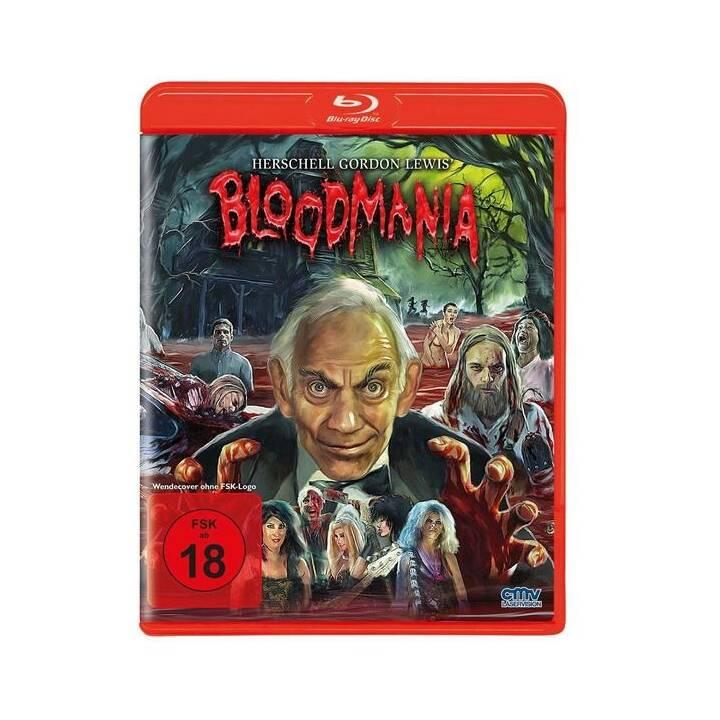 Herschell Gordon Lewis' BloodMania (DE, EN)