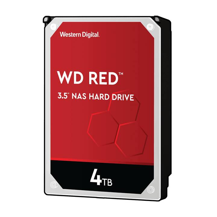 WESTERN DIGITAL WD Red (SATA-III, 4 TB)