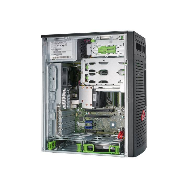 FUJITSU Celsius W580power (Intel Xeon E-2288G, 32 GB, 512 GB SSD, 0 GB HDD)
