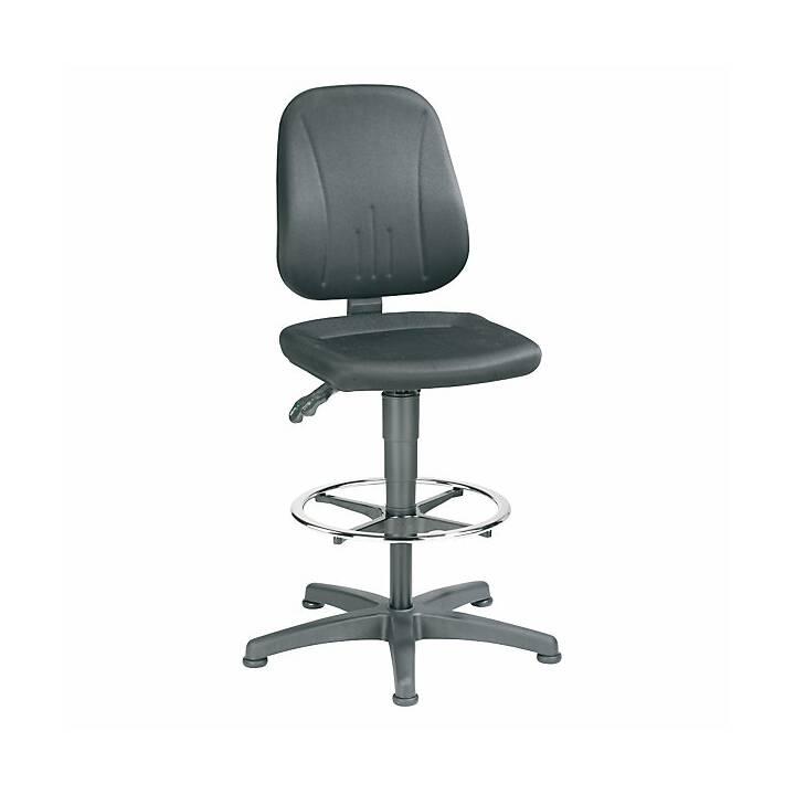 BIMOS Sitzhöhe: 570- 850 mm, inkl. Gleiter und Fussring, Sedi operative (Nero)