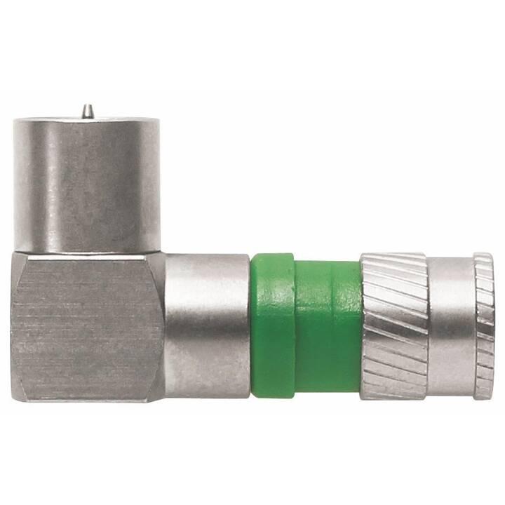 AXING CFS 100-48 Adaptateur (Métallique, Vert)