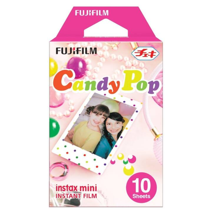 FUJIFILM Instax Mini Candy Pop