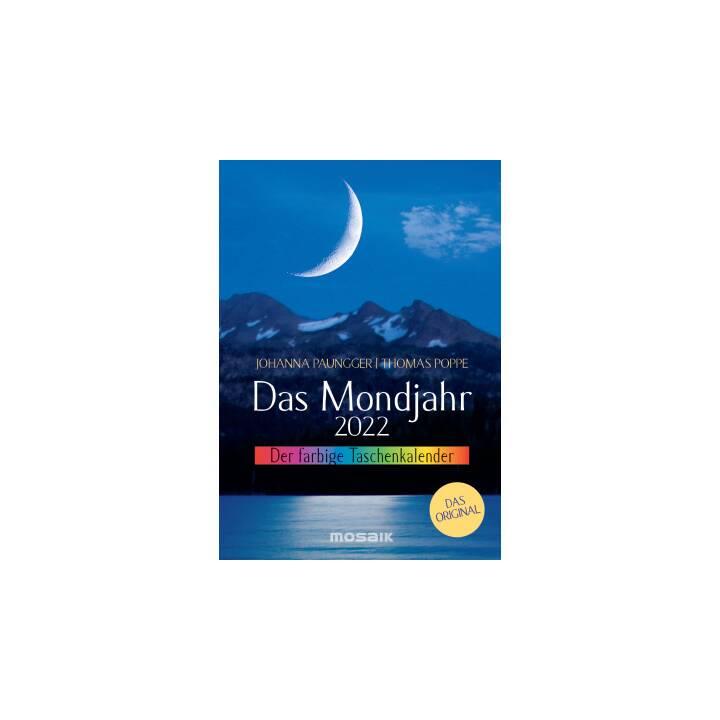 MOSAIK Taschenkalender 2022