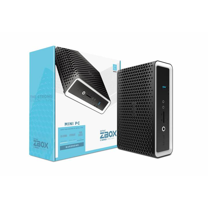 ZOTAC ZBOX CI662 nano (Intel Core i7 10510U, 0 GB, 0 GB SSD, 0 Go HDD)