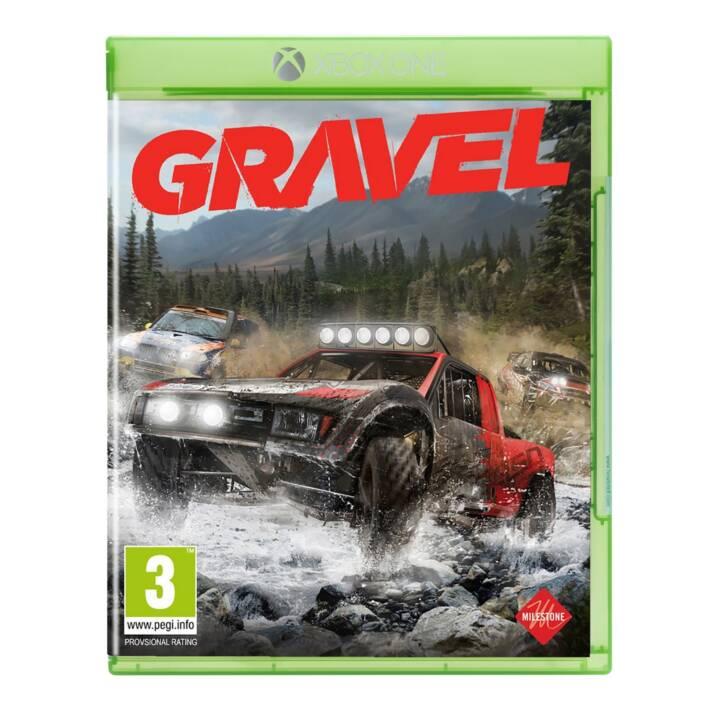 Gravier (DE/FR/IT)