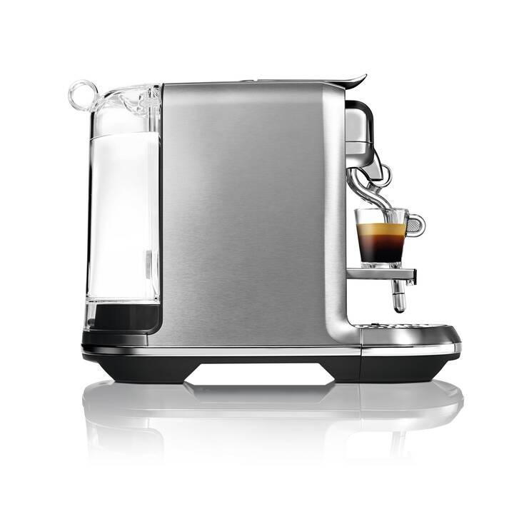 SAGE Creatista Plus Metal Stainless Steel (Nespresso, Argent)