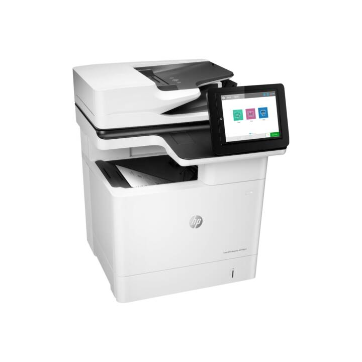 HP LaserJet Enterprise MFP MFP M631dn