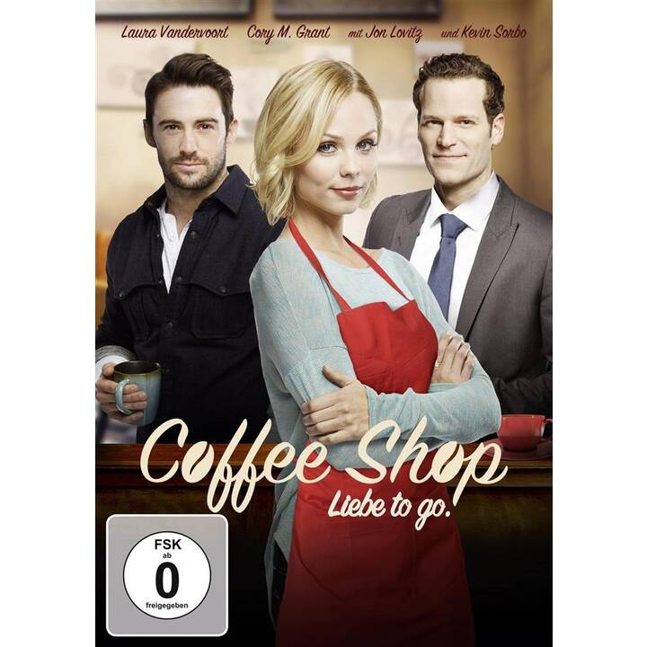 Coffee Shop - Liebe to go (DE, EN)