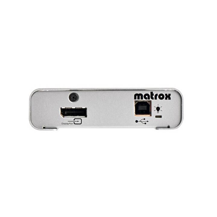 MATROX DualHead2Go Digital ME Convertitore video (2 x DVI-D)