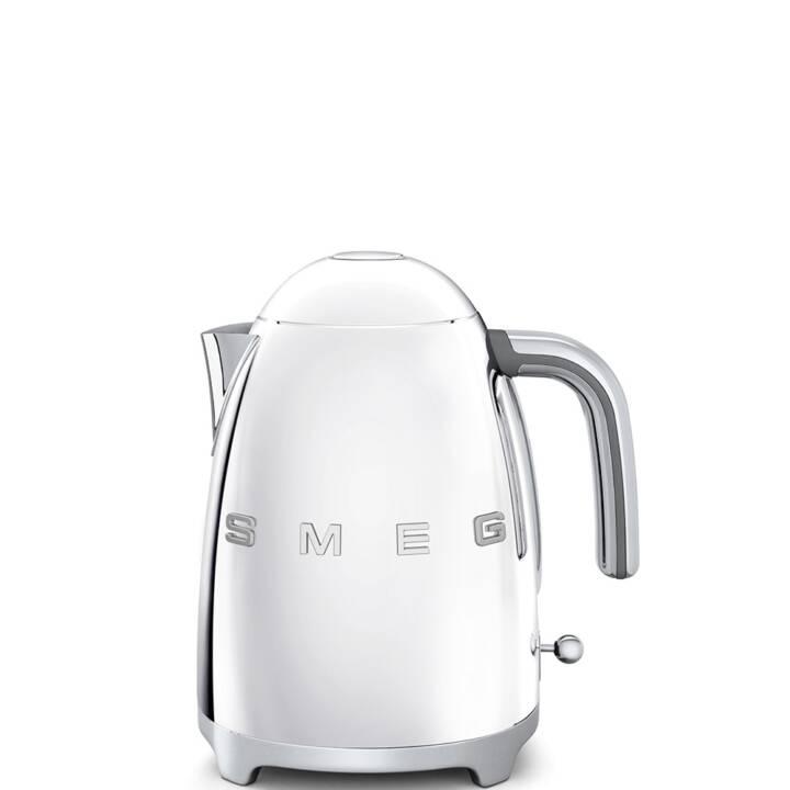 SMEG 50's Retro Style 1,7 L fisso Temp. KLF03SSEU Cromo