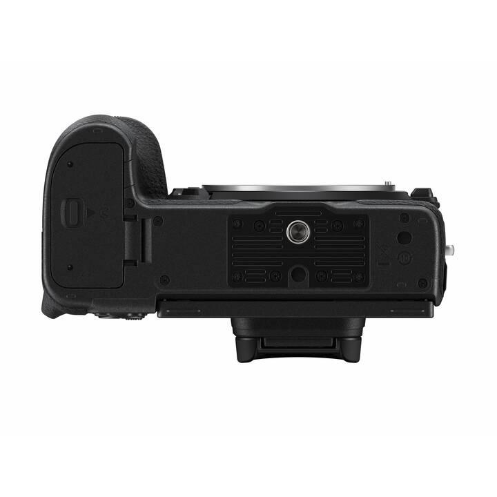 NIKON Z7 mit 24-70mm 1:4 und FTZ Adapter