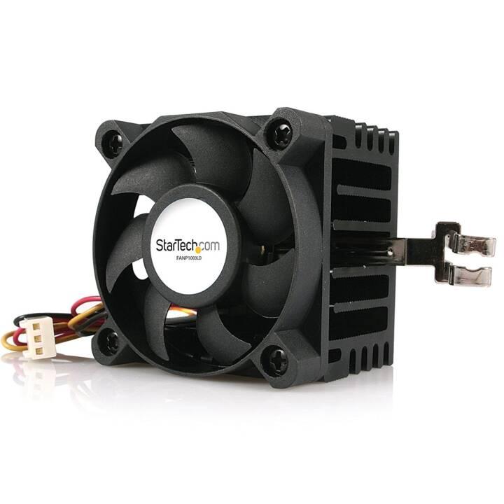STARTECH 7/370 Ventilateur CPU avec dissipateur thermique et TX3 et LP4 Molex