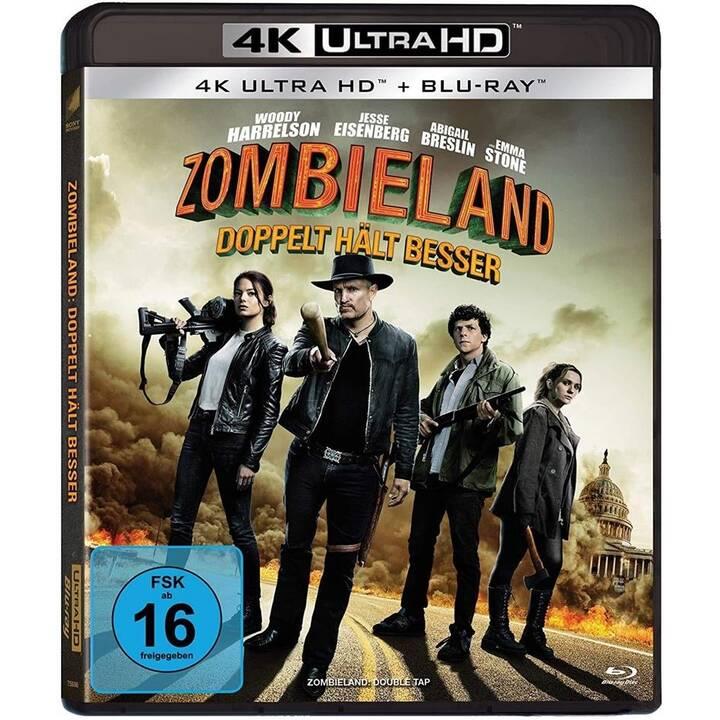Zombieland 2 - Doppelt hält besser (4K Ultra HD, DE, EN, FR, IT, JA, RU, UK)