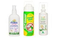 Средства защиты от насекомых для детей