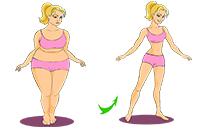 Бади для схуднення