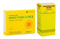 Препараты при кишечной инфекции
