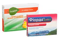 Засоби для профілактики та лікування горла
