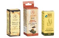 Ефірні олії та аромакомпозіції
