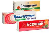 Капіляростабілізуючі препарати
