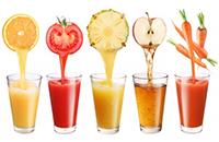 Соки та напої для здоров'я