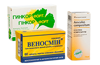 Препарати від геморою