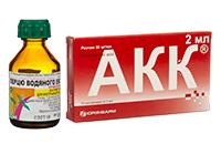 Кровозупиняючі препарати