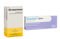 Препарати для лікування захворювань кісток